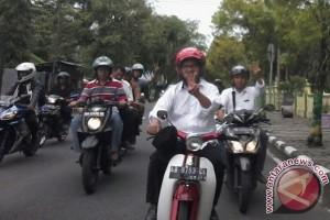 Cabup Hasto keliling gang-gang Kota Wates
