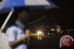 Danlanud: saat Garuda tergelincir cuaca dalam parameter