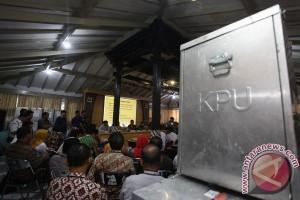 KPU menetapkan daftar pemilih sementara 186.379.878 orang