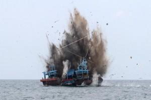 Pemberantasan pencurian ikan harus berlanjut