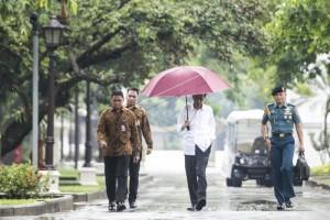 Presiden soroti perbedaan kebijakan terkait BLBI