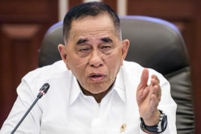 Menhan: HTI anti Pancasila keluar dari Indonesia