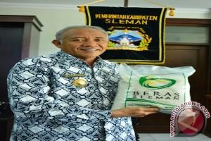 Pemkab luncurkan logo baru Beras Sleman