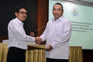 Menteri Desa tunjuk Erani Yustika jadi Irjen Kemendes