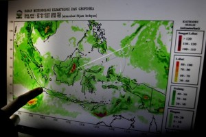 48 kejadian bencana angin kencang landa Sleman