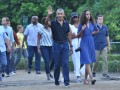 Obama kunjungi Candi Borobudur