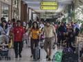 Arus balik di Bandara Internasional Adisutjipto