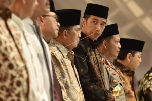 Jokowi tak ingin acara khusus saat ulangtahunnya