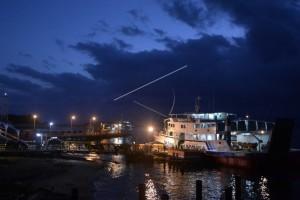Pelabuhan Gilimanuk masih lengang pemudik