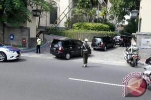 Barack Obama menginap di Hotel Tentrem Yogyakarta