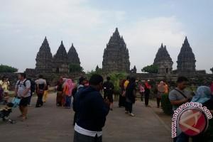 Pelataran Candi Prambanan steril jelang kunjungan Obawa
