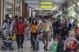 Penumpang Lebaran di Bandara Adisutjipto meningkat 11,64 persen