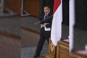 Setya Novanto diminta mundur sebagai Ketua DPR