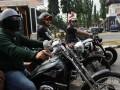 Kirab Motor Antique Club Jogja (MAC)