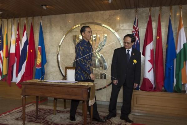 Presiden: 50 tahun Asean simbol kebersamaan membanggakan