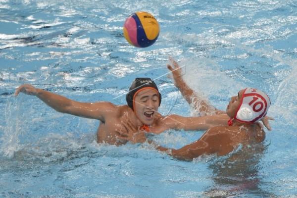 SEA Games - Indonesia kalahkan Malaysia di laga perdana SEAG