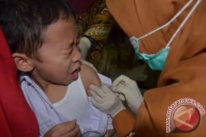 Anak bisa akses imunisasi MR di puskesmas