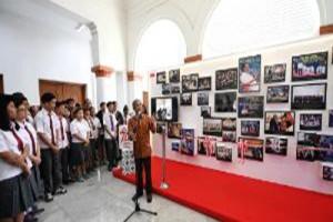 """Kemenlu gelar pameran foto """"Diplomasi Indonesia"""""""
