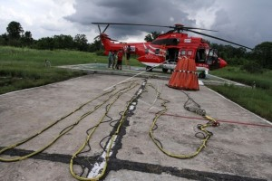 Satgas Karhutla Jambi minta tambahan helikopter