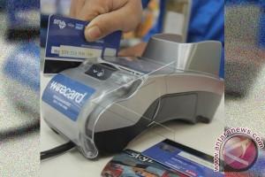 Pemerintah melarang penggesekan ganda transaksi nontunai