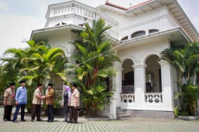 KPK hibahkan rumah Djoko Susilo ke Pemkot