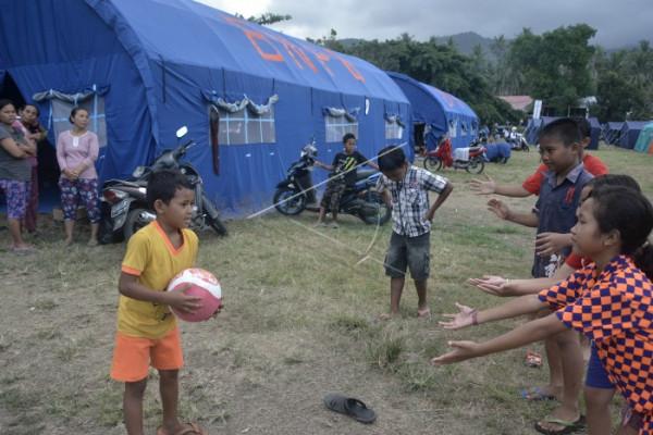 DPRD Bali kunker ke Yogyakarta penanganan pengungsi