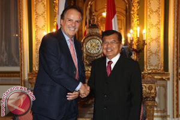Peringatan 50 tahun ASEAN di London