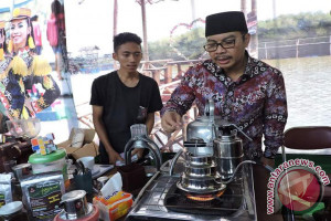 Dinas gandeng pengusaha kopi kembangkan pasar seni