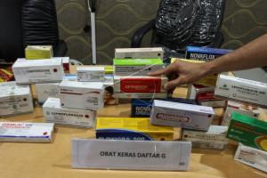Pasokan obat ilegal di Jakarta terus berlangsung
