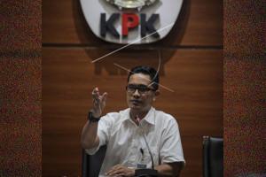 KPK: Presiden Jokowi membayar piringan hitam Metallica