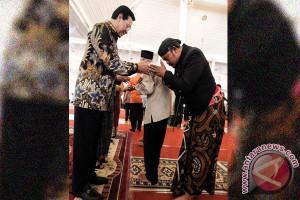 Seribuan warga Yogyakarta hadiri Kenduri Ageng