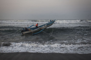 Nelayan Gunung Kidul diminta mewaspadai air pasang