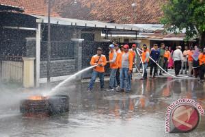 Jaringan hidran Kampung Pathuk Yogyakarta diuji coba