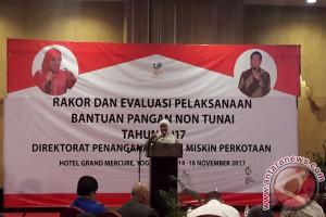 Mensos targetkan pencairan BPNT rampung November