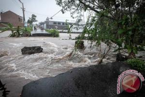 15 jembatan di Bantul roboh akibat banjir