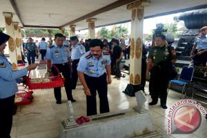 Panglima TNI Hadi Tjahjanto bertekad meneruskan perjuangan Pangsar Soedirman