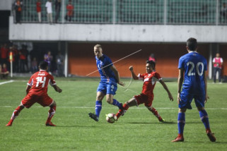 Tim Indonesia Selection dikalahkan Timnas Islandia 0-6