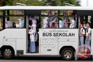80 persen responden setuju gunakan bus sekolah