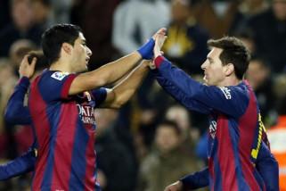 Barcelona berjuang keras taklukkan Elbar