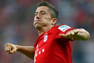 Bayern Muenchen tumbangkan Besiktas 5-0