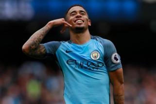 Manchester City akan diperkuat Jesus setelah pulih cedera