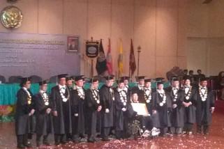 Putu Wijaya dianugerahi gelar doktor Honoris Causa