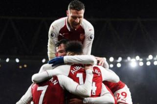 Arsenal tetap lolos 16 Besar Liga Europa