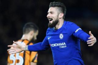 Chelsea kalahkan Hull City