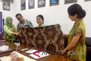 Batik Keraton Kasultanan dan Pakualaman akan dipamerkan