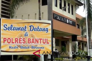 Penangkapan warga di Bantul tidak terkait teroris