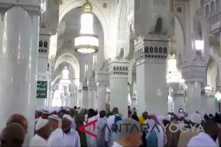 Calon jamaah haji diminta mewaspadai mimisan di Tanah Suci