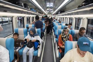 KAI Daop VI siapkan 20.000 tempat duduk untuk angkutan lebaran