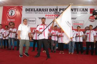 Pospera siap memperjuangkan aspirasi masyarakat yogyakarta