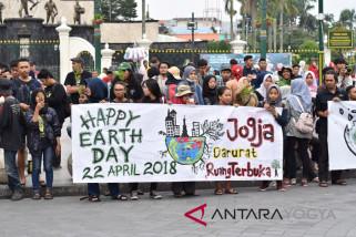 Darurat Ruang Terbuka Hijau di Yogyakarta